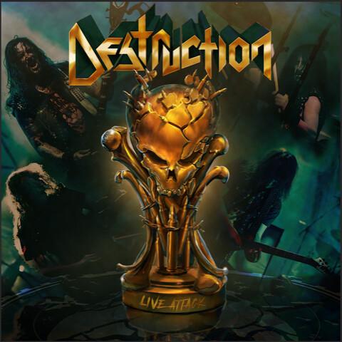 Destruction Releases New Live Single 'Reject Emotions'