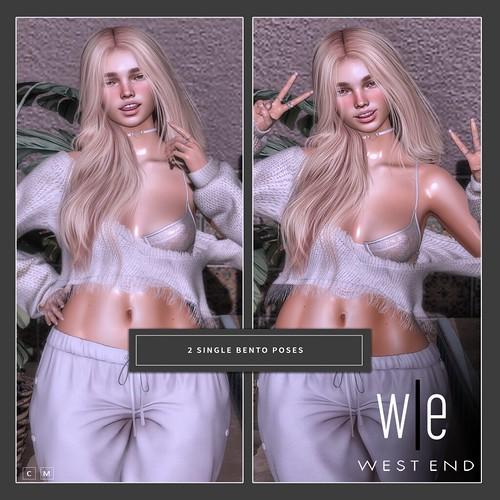 [ west end ] Bento - Double Take VI - Single Poses AD