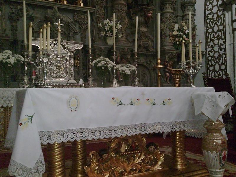 altar san leandro