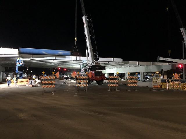 June 5 - 6, 2021 Central Avenue Bridge Construction Project