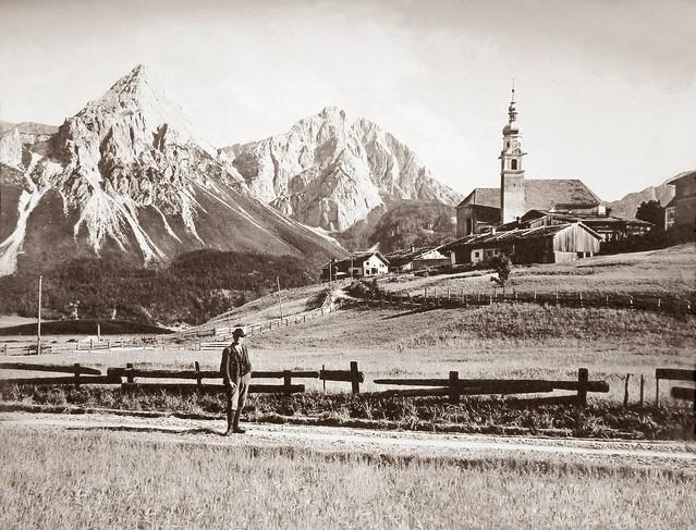 Lermoos in Tyrol ...
