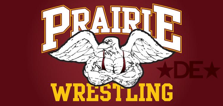 Prairie Falcons Wrestling Gear