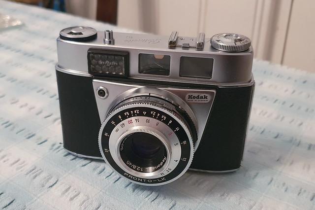 Camera of the Day - Kodak Retinette IB (Type 037 - Custom Rebuild)