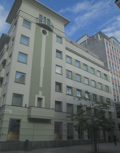 Bergen, Art Deco Style