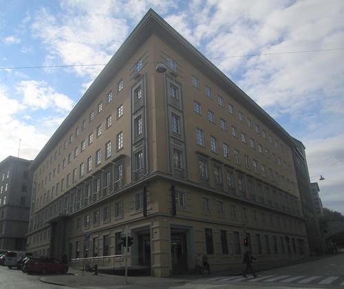Bergen, Modern Art Deco