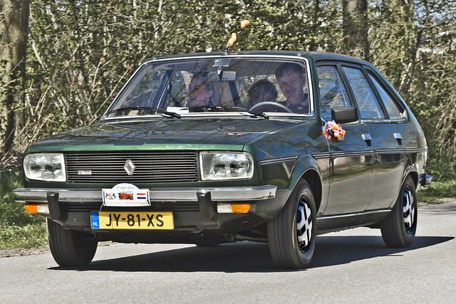 Renault 20 LS 1983 (2340)