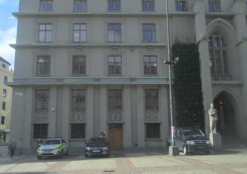 More Detailing, Art Deco Building, Bergen