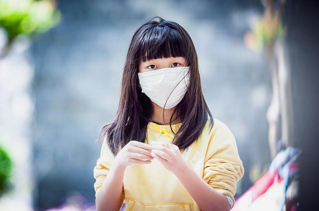 A lovely girl