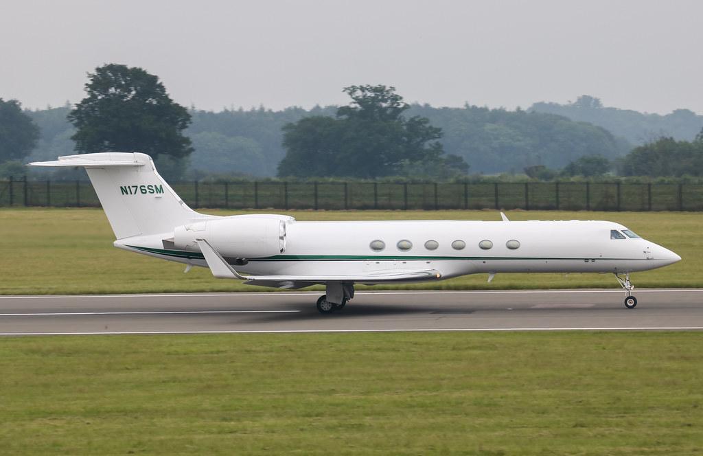 N176SM Gulfstream 5