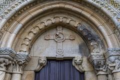 DSC4000 Portada Occidental, San Pedro da Mezquita, 1202, A Merca, Ourense