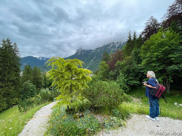 Kurpark Mittenwald 2021