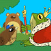 The king toad