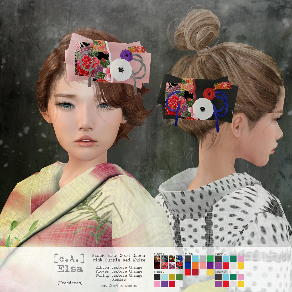 [c.A.] Elsa [Headdress]