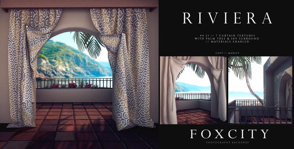 FOXCITY. Photo Booth – Riviera