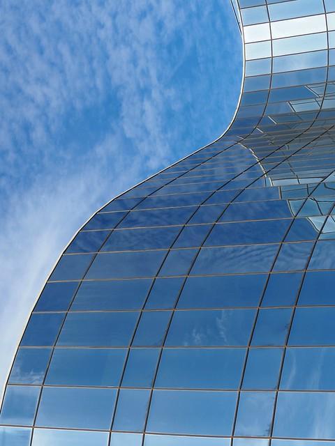 Glass Office Slide