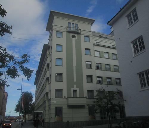 Art Deco Style, Bergen, Norway
