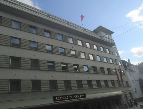 Art Deco Style, Scandic Bergen  City