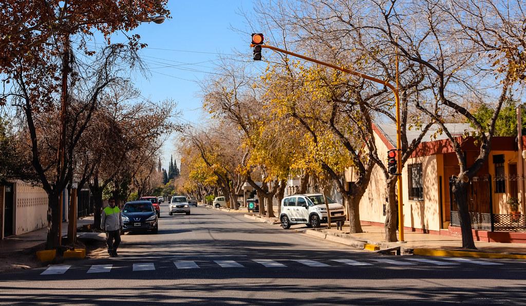 2021-07-07 Semáforo en calles Santa Fe y Echeverría