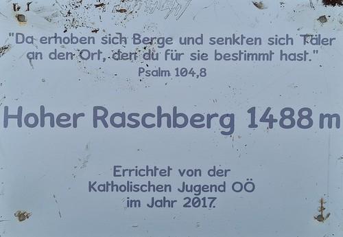 Hoher Raschberg