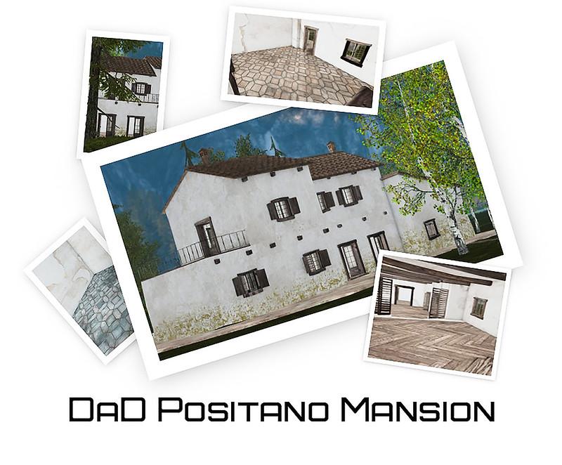DaD - Positano Mansion