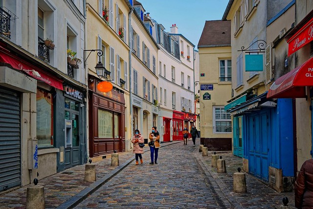 Montmartre / Norvin Street