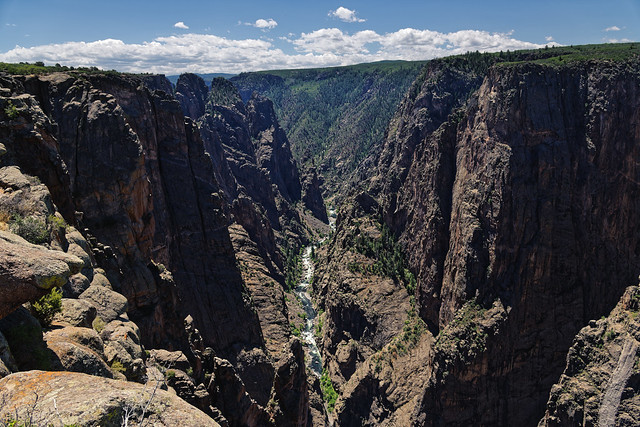 A Personal Photo Assignment in Black Canyon of the Gunnison National Park