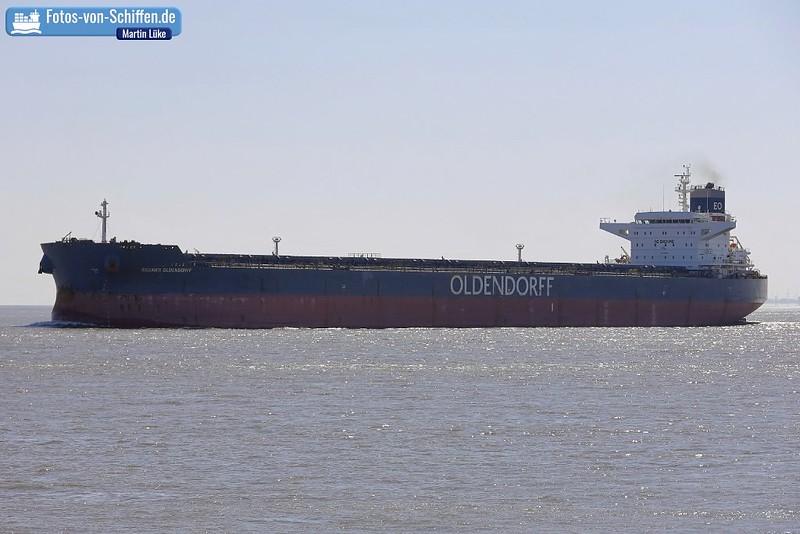 Massengutfrachter - Bulk carrier