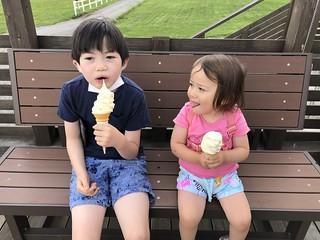 Seisen-ryo ice cream