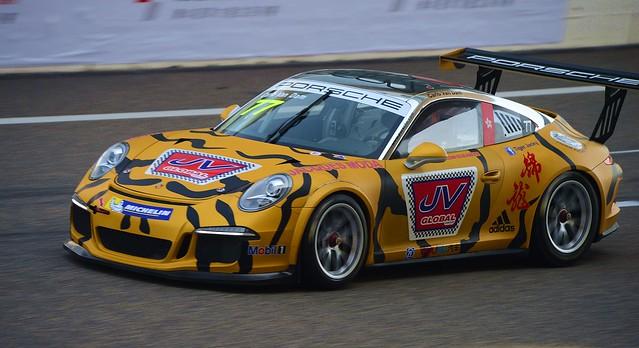 Shanghai - Tiger Team Porsche