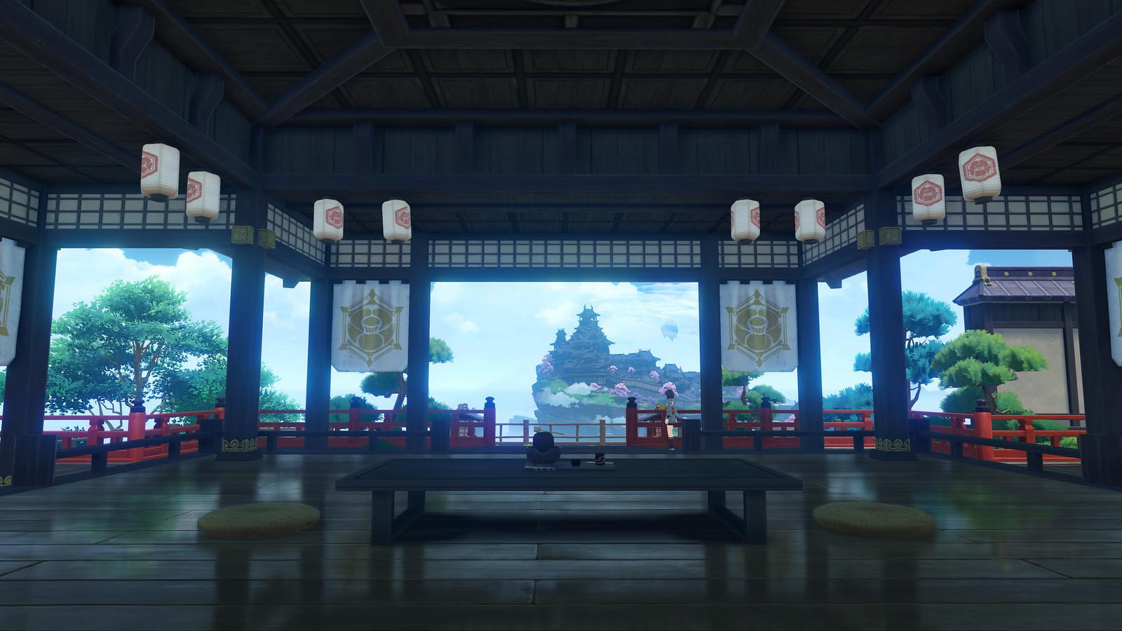 Genshin Impact Version 2.0