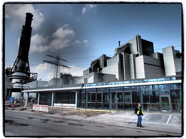 Kraftwerk Moorburg • Der Letzte macht das Licht aus ..