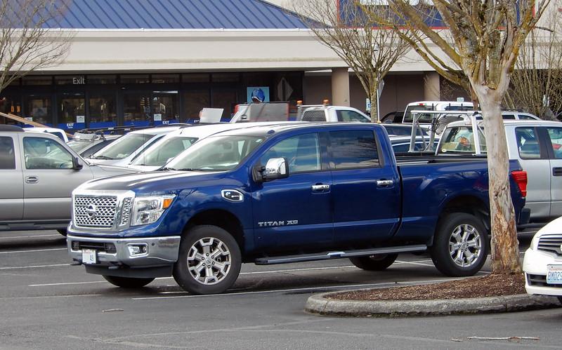 Nissan Titan XD (AJM CCUSA)