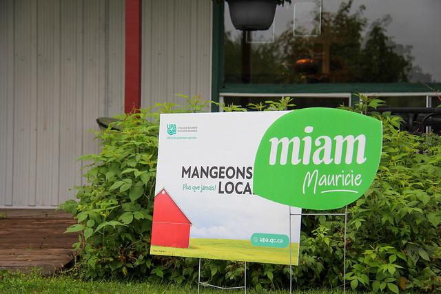 Tournée Mangeons local plus que jamais! en Mauricie