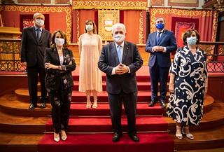 07/07/2021 - Deusto celebra la toma de posesión de sus cargos de decanos y Secretaria General