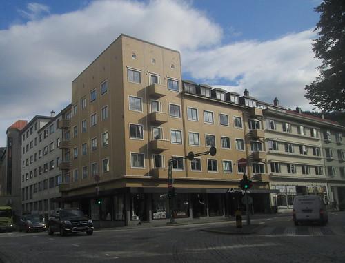 Art Deco Building, Bergen