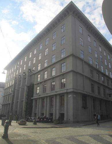 Bergen, Art Deco(ish) Building