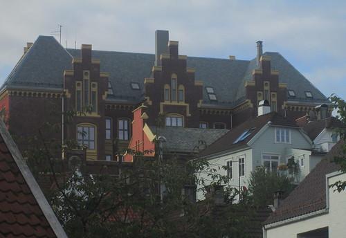 Almost Dutch Style Art Decoish Building, Bergen