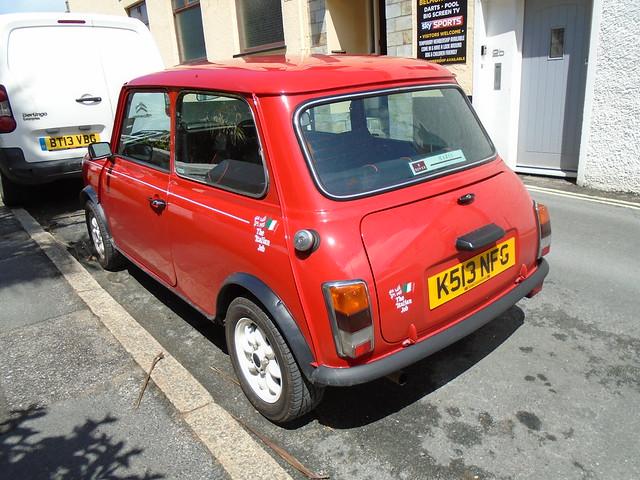 1993 Rover Mini Italian Job