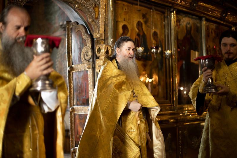 8 июля 2021, День памяти Петра и Февронии Муромских / 8 Jule 2021, Memorial Day of Peter and Fevronia of Murom