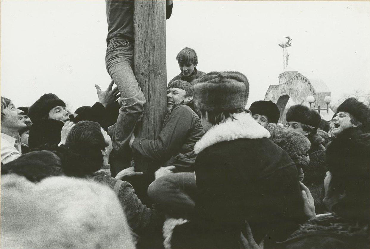 1983. Праздник русской зимы
