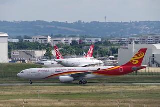 A330-343 F-WWYH MSN1907 HKAL ntu