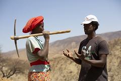Eritrea: Kampf gegen die Dürre