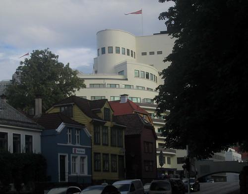 Modern Art Deco Building, Bergen