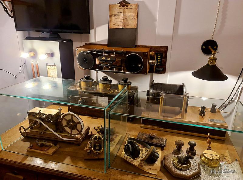 Museo Internacional de Radiocomunicación Inocencio Bocanegra (5)