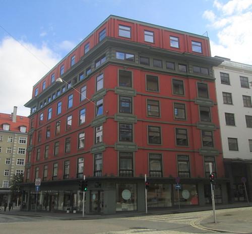 Art Decoish Building, Bergen