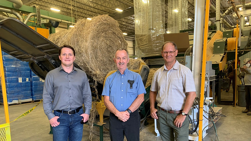 Diversifying Alberta's agriculture sector