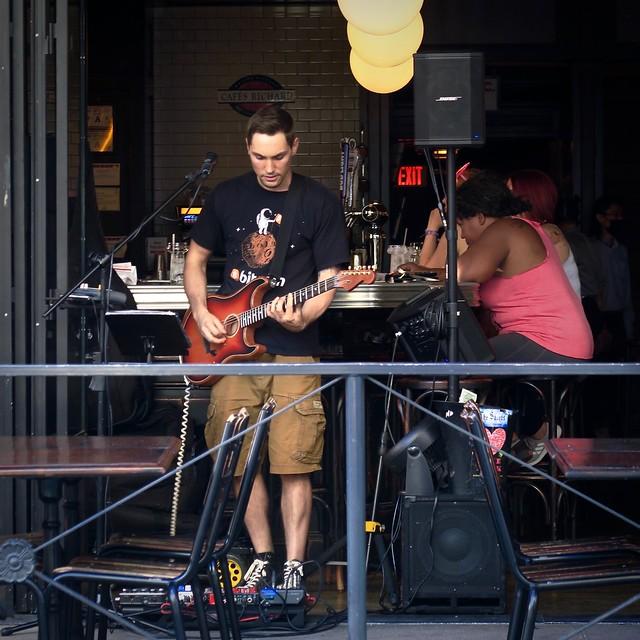 Guitar at the Bar