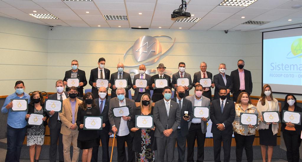 Em comemoração ao Dia Internacional do Cooperativismo, deputado Roosevelt Vilela e OCDF homenageiam cooperativistas do Distrito Federal