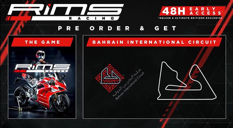 RIMS Racing Preorder