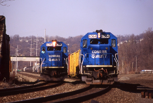 CR 6364; East Pittsburgh, PA; May 1996